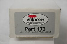 AUTOCOM - PART #173 - STREET PILOT – 3.5MM MUSIC SOCKET