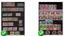 TransJordan. Trans Jordan Stamps collection 1954 to 1967. Bargain High CV  #9