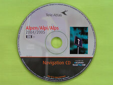 CD NAVIGATION ALPEN DX 2005 VW MFD 1 GOLF 4 T5 AUDI FORD MERCEDES BENZ PEUGEOT