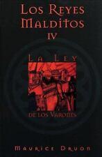 Los Reyes Malditos IV: La Ley De Los Varones Spanish Edition