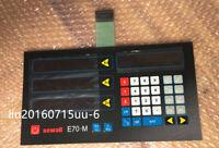 1PC NEW For NEWALL E70-M Membrane Keypad 60 days Warranty