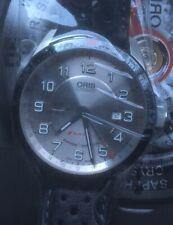 Oris Men's Audi Sport 44mm Leather Band Automatic Watch 01 747 7701 4461-07