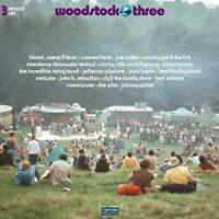 Woodstock Three - Various Artists (NEW 3 VINYL LP)