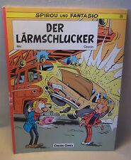 """Carlsen Verlag Comic Spirou und Fantasio Band 30 """" Der Lärmschlucker """""""