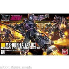 BANDAI GUNPLA GUNDAM ZAKU II BLACK TRISTARS MS-06R HG HIGH GRADE 1/144