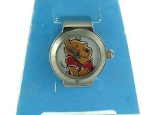 TIMEX WINNIE the POOH Character RING Watch Analog Stretch Band