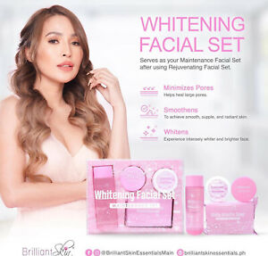 1 Brilliant Skin Maintainance Set Authentic New Packaging
