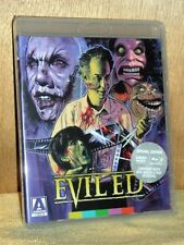 Evil Ed (Blu-ray/DVD, 2017, 3-Disc Set, LIMITED Edition) NEW Anders Jacobsson