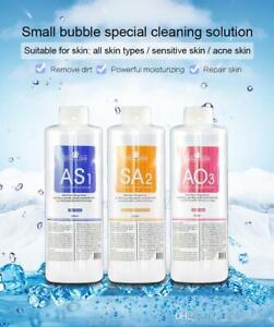 Aqua Peeling Solution aqua cleaning facial special solutions small bubbles