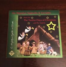Music for the Twelve Days of Christmas and the Nativity (His Majestys Sagbutts a