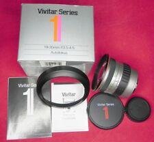 Vivitar 19-35mm f3.5-4.5 Minolta AF mount  #92020935 ............ LN