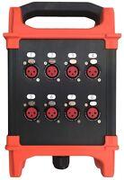 SP800 - Ciabatta da palco 8 canali XLR