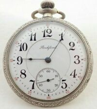 ROCKFORD Adjusted # 5 17J 16S GRADE 665 POCKET WATCH Perfect working order.