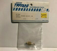 Traxxas 1783 Brass 48 Pitch Drive Gear for Bullet Sledgehammer Radicator NIP RC