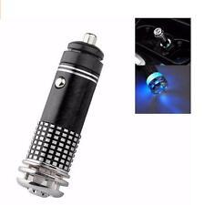 Mini Ozone Tech Auto Car Fresh AIR PURIFIER Ionizer Oxygen Bar Cleaner Black FD