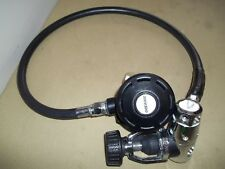 Oceanic First and Second Stage Regulator for Scuba Diving