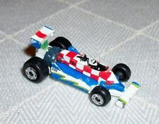 MICRO MACHINES DRAGSTER INDY RACE CAR W/ DRIVER DIECAST VINTAGE GALOOB 1987