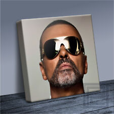 GEORGE MICHAEL LISTEN WITHOUT PREJUDICE ICONIC CANVAS PRINT PICTURE Art Williams
