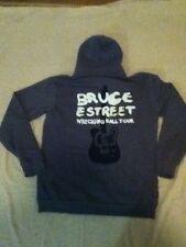 Bruce Springsteen wrecking ball tour hoody jacket xxl and xl