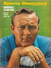 Sports Illustrated 1969 ARNOLD PALMER Turns 40 Farewell to an Era GOLF No Label