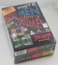Atari Jaguar - White Men Can't Jump w/ Team Tap - Brand New Factory Sealed