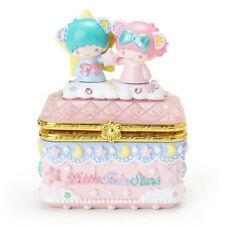 Little Twin Stars Accessory Case Starry Sky Jewelry Box Sanrio Japan Kiki Lala