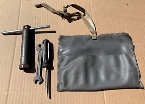 VOLKSWAGEN BUG GHIA BUS TOOL ROLL TOOL KIT FROM 60'S 0R 70'S