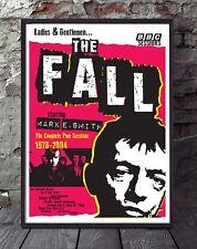 The Fall Mark e smith print. Specially created.