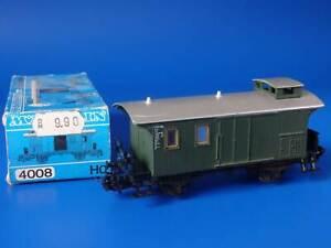 MARKLIN H0 - 4008 - BAGGAGE CAR (69)/ BOX