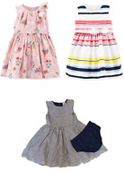 NEW Carters Baby Girls Dress with Diaper Cover