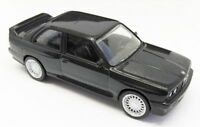 Norev Jet Car 1/43 Scale Diecast 4821 - BMW M3 - Metallic Black