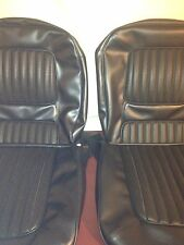 Ford Xw Gt/fairmont Seat Trim Covers,full Set In Black Or Saddle AUSSIE MADE