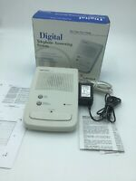 Radio Shack TAD-1027 Digital Telephone Answering System W/ Date And Time Stamp