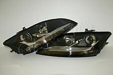 AUDI TT Front Lamps Headlights Halogen LEFT + RIGHT PAIR OEM 2006-2010