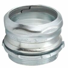 Raco 2946 steel 4in  EMT compression  raintight coupling