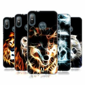 HEAD CASE DESIGNS WILDFIRE SOFT GEL CASE & WALLPAPER FOR HTC PHONES 1