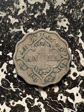 1924 India 1 Anna Lot#L9243