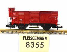 Fleischmann N 8355; Gedeckter Güterwagen G 10 DB, in OVP /K4056
