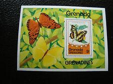 GRANADINAS - sello yvert y tellier colección Nº 10 N (Z4) stamp