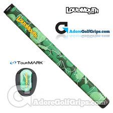 TourMARK Loudmouth Lucky Midsize Pistol Putter Grip - Green + Free Tape