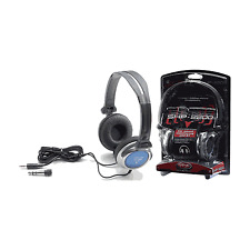 Casque Stéréo Dynamique Ecouteur Repliable pour DJ / Technicien du Son