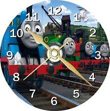 Thomas The Tank Engine Novedad Cd Reloj puede Personalizado