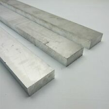 "New listing 1"" thick Aluminum 6061 Plate 3.375"" x 5"" Long Qty 3 sku 176411"