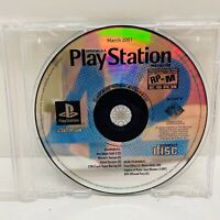 Official US Playstation Magazine: Demo Discs No. 42- PS1 *TESTED*