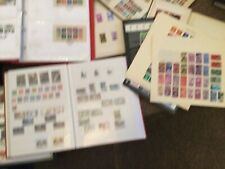 GB Stamps glory box 5kg off paper FDC LEAVES ETC SORTING LOT 3