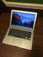 """Apple MacBook Air A1369 13.3"""" Laptop - MC503LL/A (Late 2010) - Works Great!"""