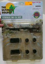 New The Ultimate Soldier German MG-34 Weapon Set #50070 WWII NIB