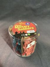 Classic WW2 Military Toy Soldiers 56 Pieces