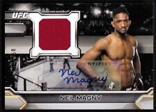 2016 Topps UFC Knockout Autographed Relic NEIL MAGNY Auto SP #/350