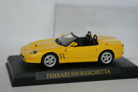 Ixo Presse 1/43 - Ferrari 550 Barchetta Jaune